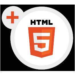 Netpeak — HTML5 Certification Badge DoubleClick