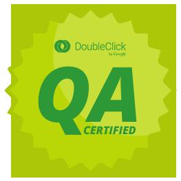 Netpeak — QA Certification Badge DoubleClick